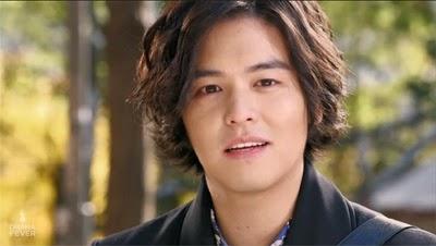 Lee Jang Woo as David Choi.