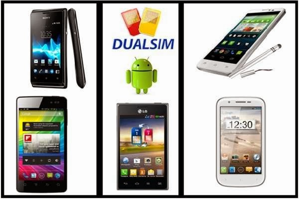 High-End Dual Sim Android Phones