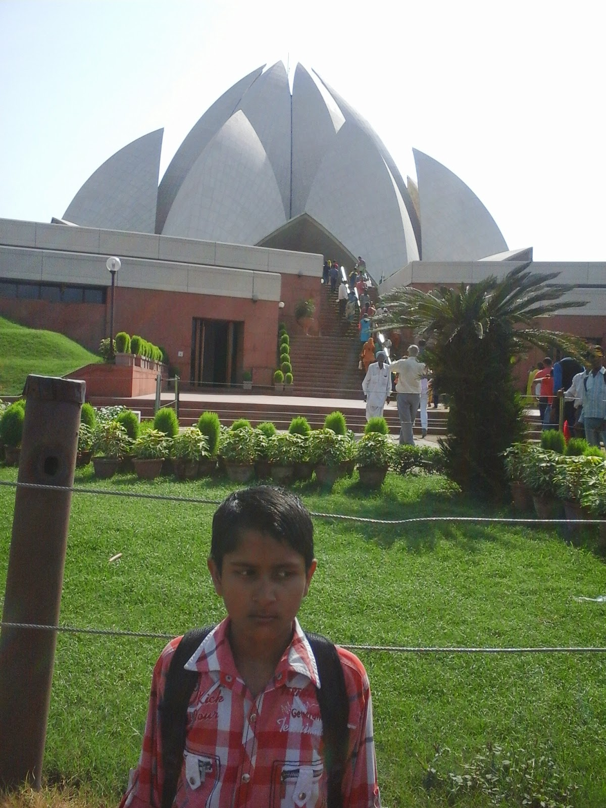 Lotus Temple Kalkaji New Delhi