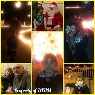 christmas lights 2013 collage 2