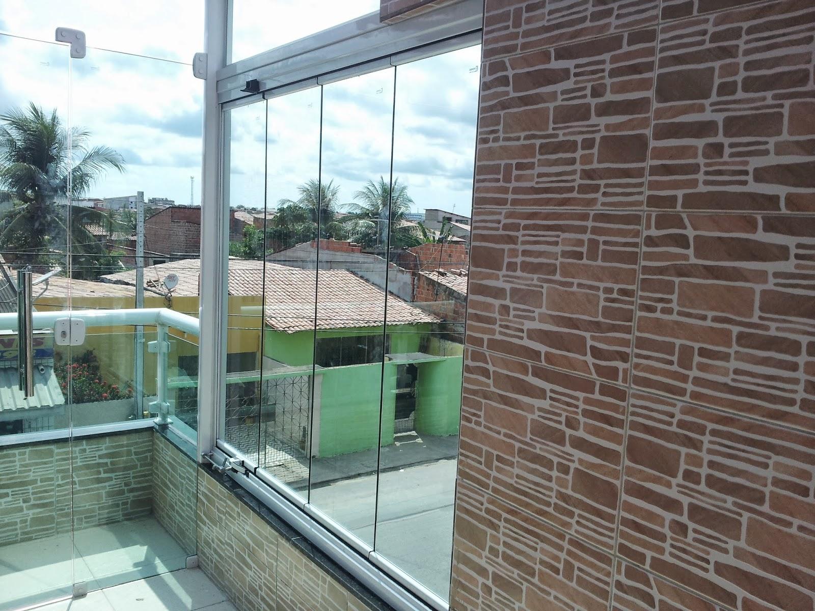 #468185 Criativo Vidraçaria: Cortina de vidro em Fortaleza 414 Janelas De Vidros Em Fortaleza