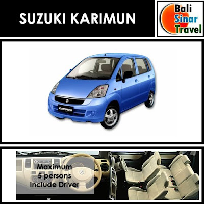 Suzuki Karimun Rental Bali