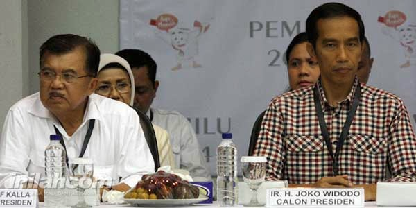 Jangan Khawatir, Jokowi-JK Pasti Dilantik