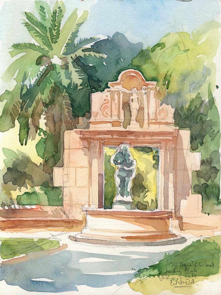Catalina jardines del real valencia for Jardines del real valencia