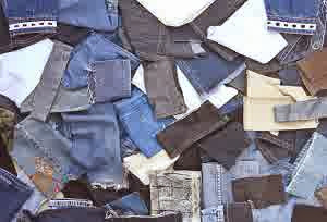contoh kerajinan daur ulang sampah