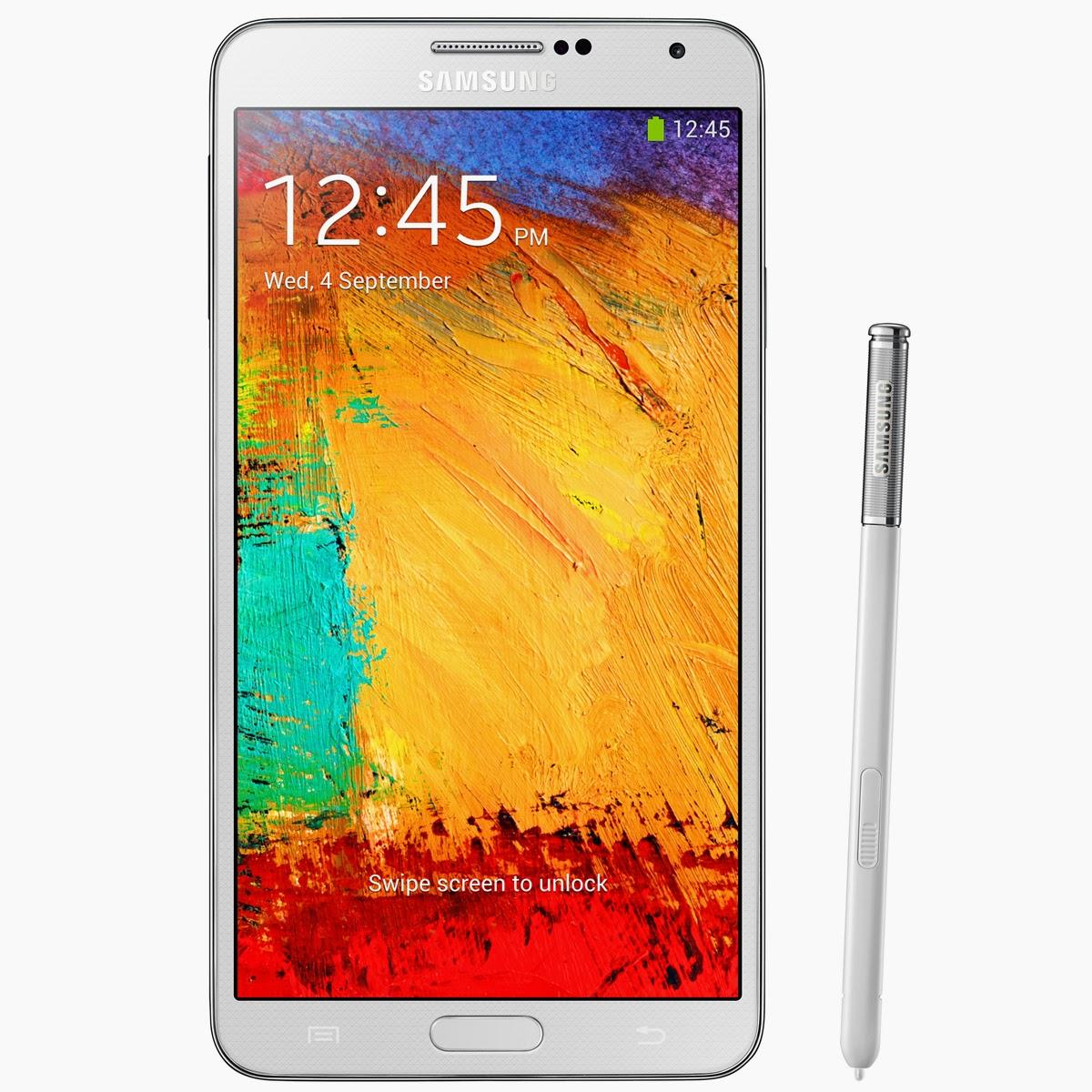 samsung galaxy note 3 blanc comparaison smartphone comparatif smartphones. Black Bedroom Furniture Sets. Home Design Ideas