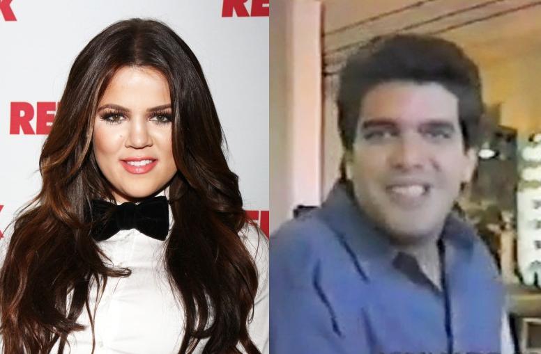 Khloe Kardashian Real Father Alex Roldan