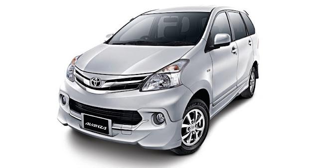 Gambar Toyota Avanza 2015