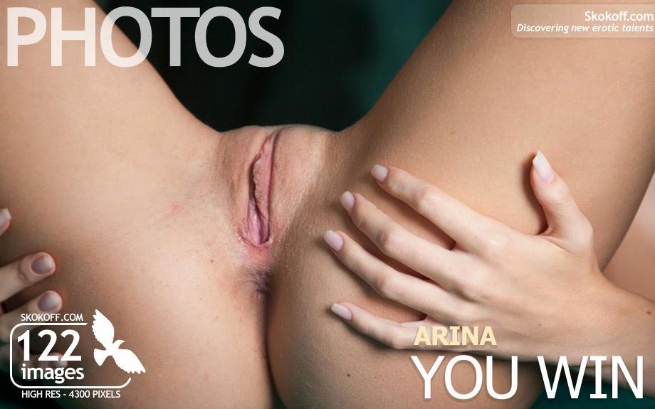 Arina_You_Win1 Skokff01-08 Arina - You Win 11020