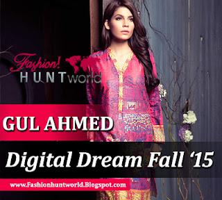 Gul Ahmed Fall 2015