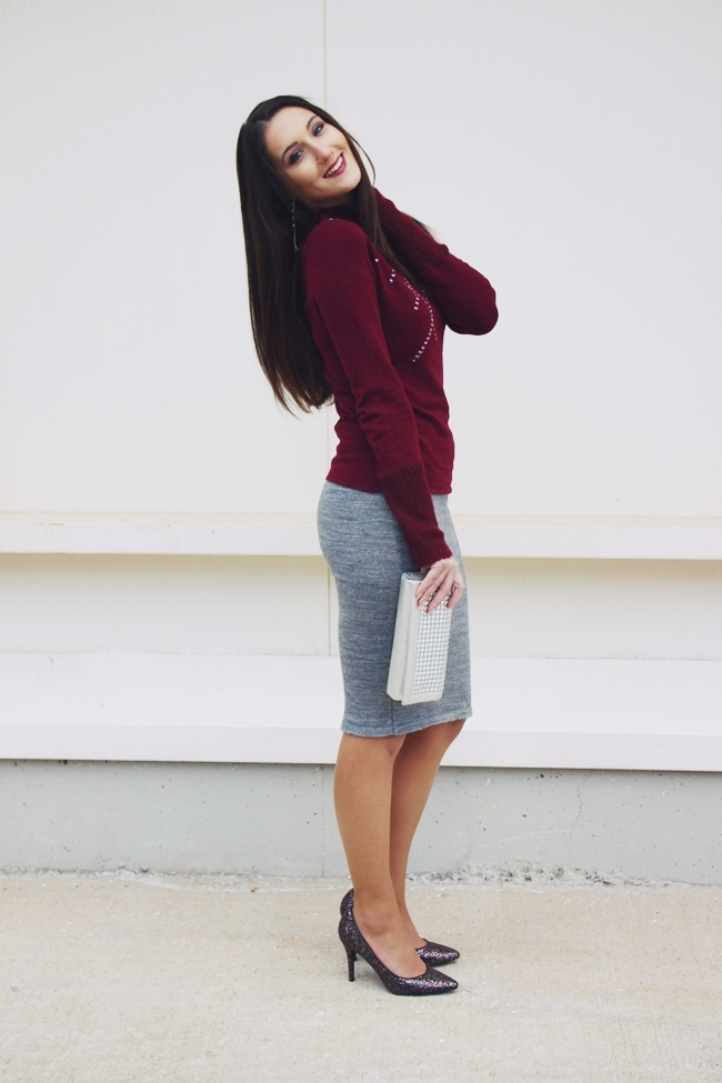 How to look chic and warm: Berry & Gray Knitwear.How to stay/look chic in the cold. Best winter looks.