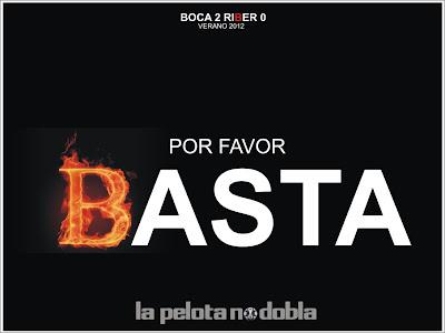 megapost gastadas de boca a river 2012 (afiches)