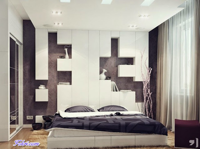 Creative Bedroom Interior Design Idea