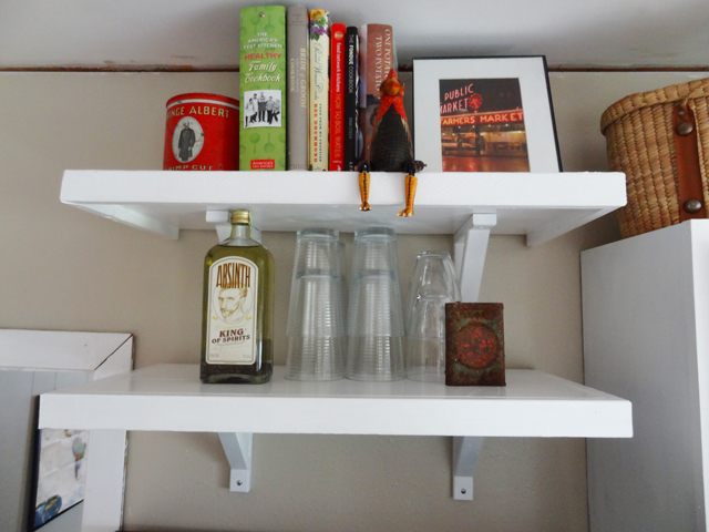 Maximizing Storage By Utilizing The E Above Fridge Revamp Homegoods