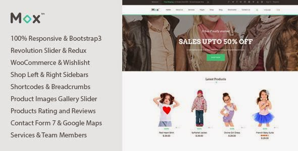 Best Simple and Clean eCommerce WordPress Theme