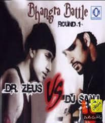 Bhangra Battle Round 1 – Dr. Zeus vs Dj Sanj