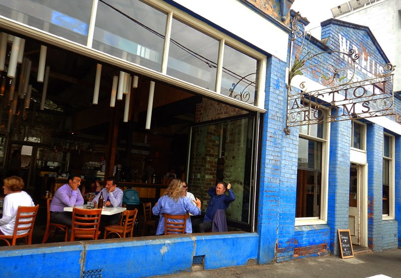 Auction Rooms - Melbourne's Cafes