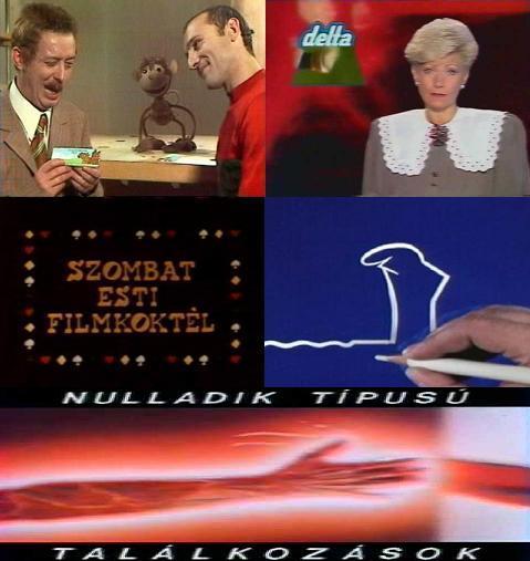 Régi műsorok a Magyar Televízióból