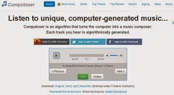 Crea audios y sonidos para tú PC Computoser