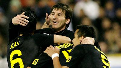 Messi 60 goals