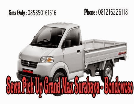 Sewa Pick Up Grand Max Surabaya - Bondowoso