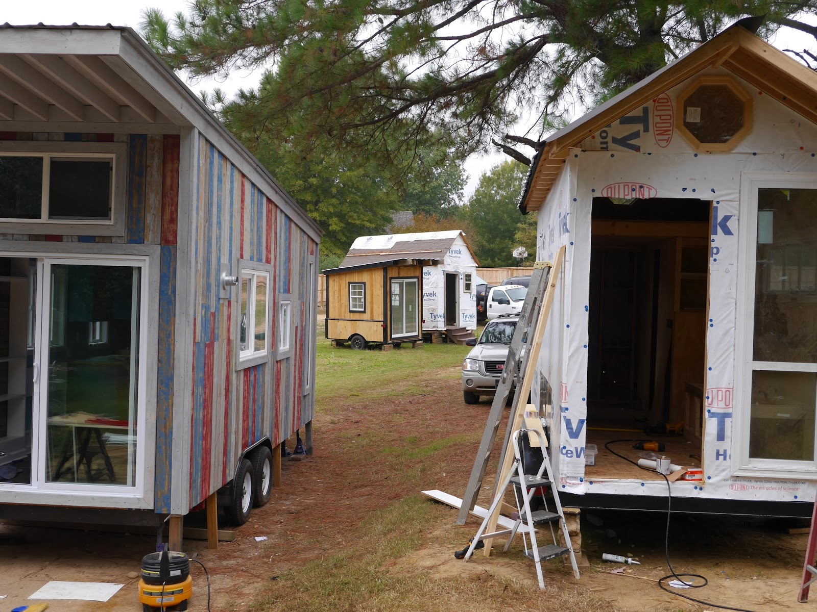 Relaxshackscom TINY HOUSE BUILDING and DESIGN WORKSHOP 3 Days