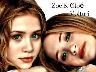 Zoe & Cloé Volturi