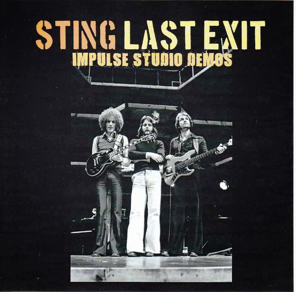 Plumdusty s page pink floyd 1975 06 12 spectrum theater philadelphia - Sting Last Exit Demos