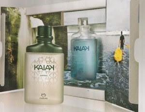 LInha Kaiak - Natura