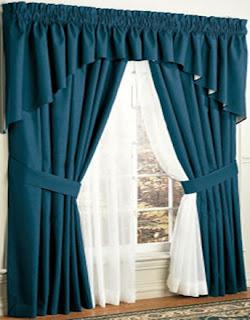 - Disenos de cortinas de tela ...
