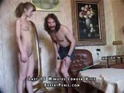 Video Caseiro com Pai e Filha Sexo