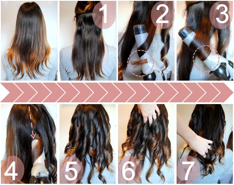 thimbles + things: summer waves: a hair tutorial.