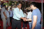 Allu Arjun Trivikram Movie Opening Photos-thumbnail-4