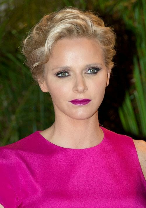 is pregnan!t Princess Charlene never really be in Monaco