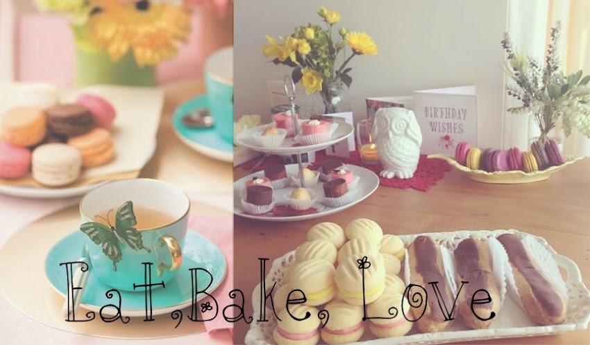 Eat,Bake,Love ♥