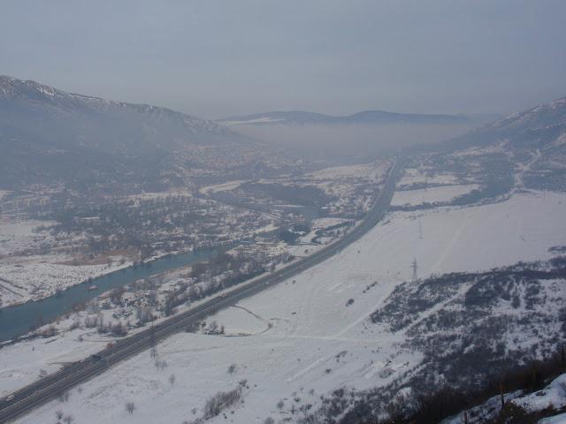 Дорога к грузинскому храму