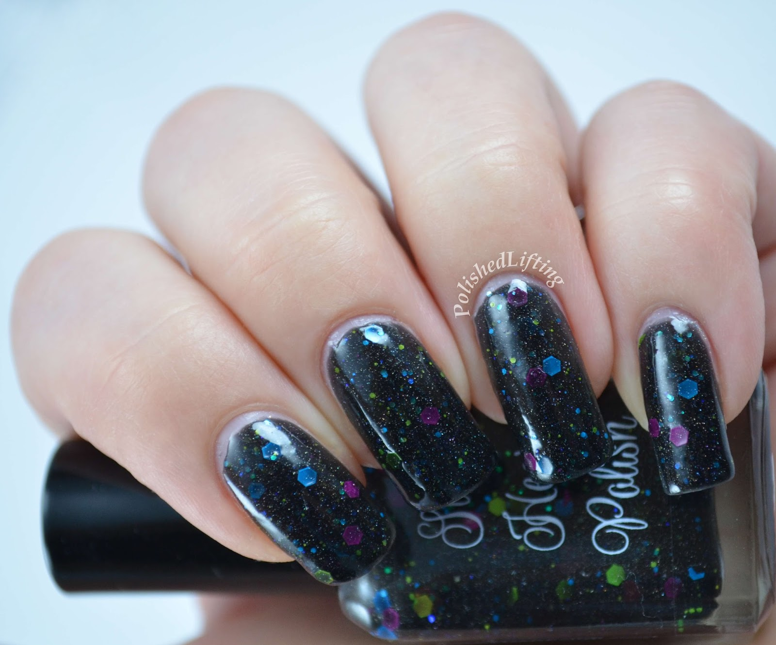 Sweet Heart Polish Hurry Ba-ack! Grinning Ghosts Duo