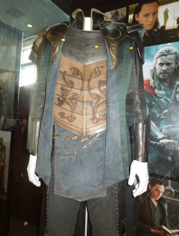 Thor Dark World Zachary Levi Fandral costume