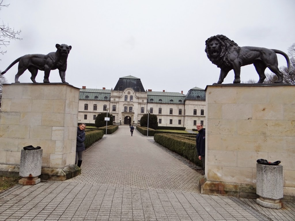 Pałac w Humennym