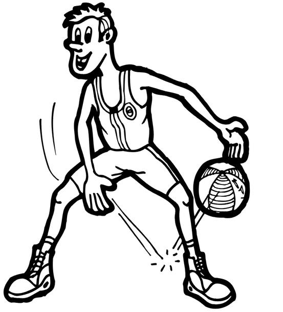 Teknik Dasar Permainan Bola Basket Lengkap