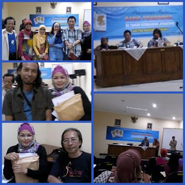launch Antologi Sang Peneroka