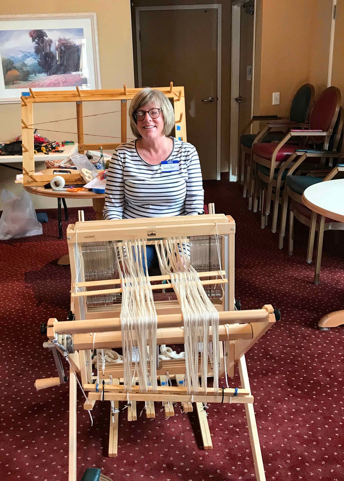 Learn to Weave Classes 2019