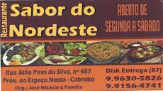 Restaurante Sabor do Nordeste