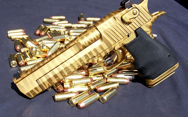Pistola Desert Eagle