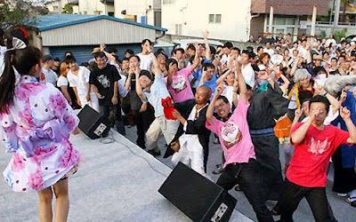 Wota dance
