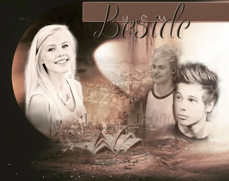 Beside You [Luke Hemmings fanfiction]