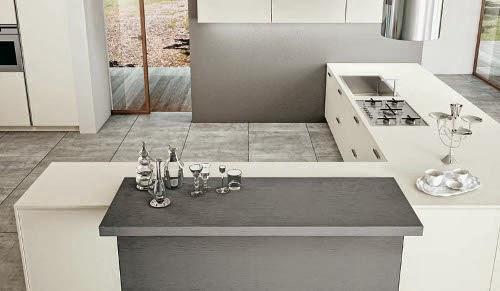 modern white and clean kitchen interior design galleries
