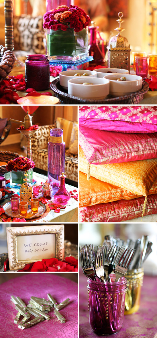 lane marvelously moroccan a one of a kind baby shower