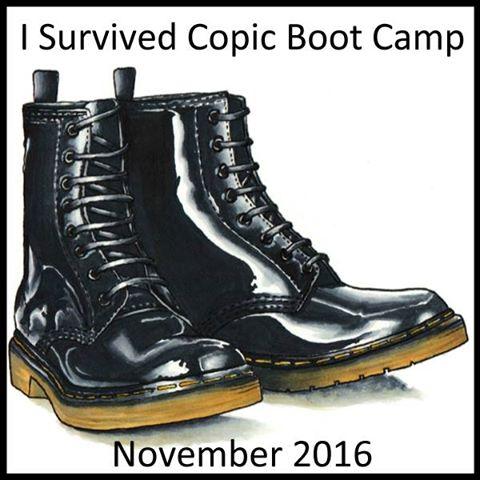 November 2016 Boot Camp