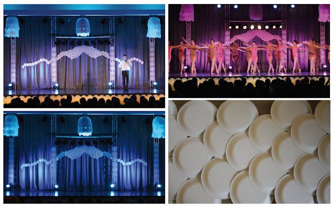 Décors Danse Ecole des Arts